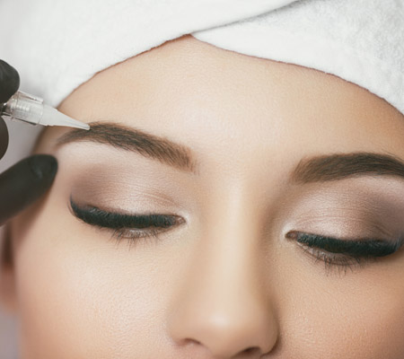 Augenbrauen Powder Brows